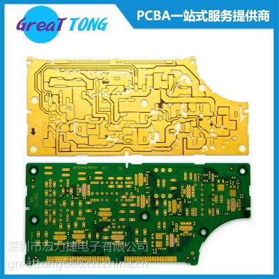 PCBA线路板贴片加工厂家,深圳宏力捷不二之选