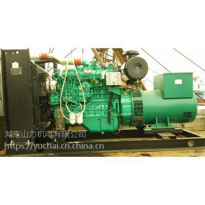 玉柴150KW发电机组配置原厂无刷全铜一线品牌发电机