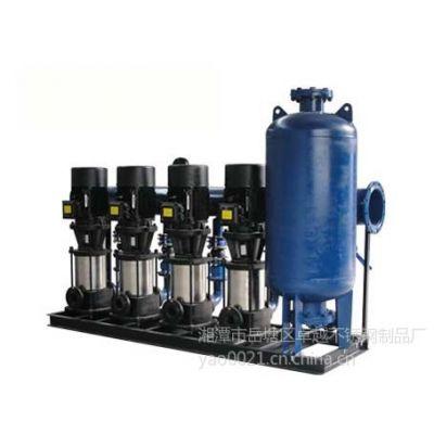 供应江西南昌无塔上水器,无负压变频加压设备,供水设备