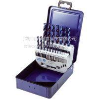 供应ATORN麻花钻头组套 HSSE-TiNALOX 1-10mm 0,5 KLB U4