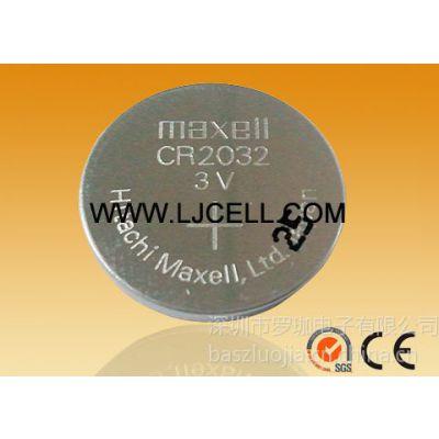 供应万胜3v扣式CR2032电子狗电池