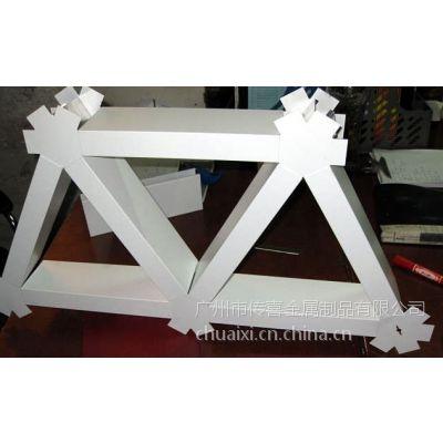 供应铝合金型材铝格栅天花生产厂家