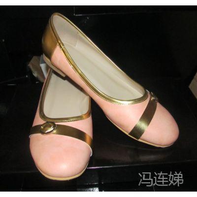中高档时尚女鞋小额混批定制 看图样打版欧美明星款潮流女鞋