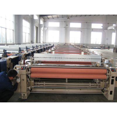 供应厂家供应高性能各种开口形式喷水织机(平开口,凸轮开口,多臂开口)