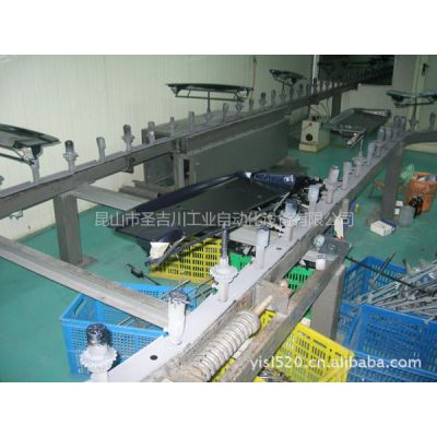 供应 汽车塑胶饰件喷涂线  涂装设备、表面处理设备等