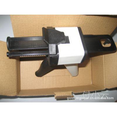 1:10牙科临时冠注射枪/临时冠材料混合枪AB胶枪