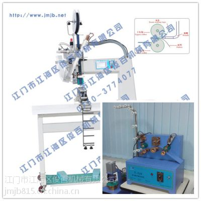 供应防水拉链机 防水拉链压胶机 防水拉链贴膜机 热风机压胶机
