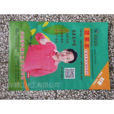 锦江化工蔬果丰(高氮高钾型)肥料厂家直供,冲施肥批发,蔬菜专用冲施肥