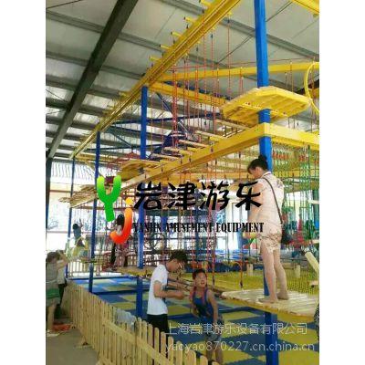 儿童拓展乐园设备室内外儿童冒险乐园拓展高空探险运动乐园