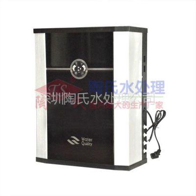供应深圳纯水机生产厂家 50G黑金刚纯水机 原水处理设备 逆渗透直饮机