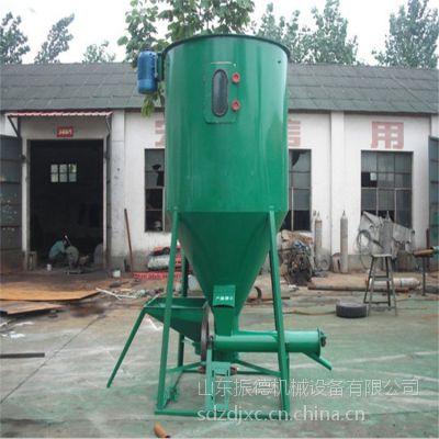 【振德牌】立式多功能粉碎机/污泥有机肥粉碎机/腐植酸有机肥生产设备
