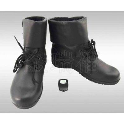 深圳厂家供应充电保暖鞋 中筒靴 金瑞福
