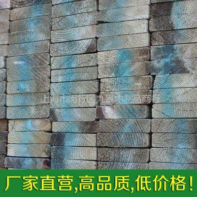供应樟子松防腐木 防腐木批发 樟子松防腐木板材批发厂家直销