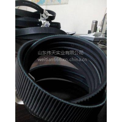 美国盖茨Gates皮带一级代理供应黑色聚氨酯材质Polyflex广角带11M850