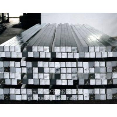 自产自销201不锈钢方棒宝钢原料