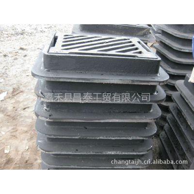 供应铸铁井盖、沟盖板、下水道盖板