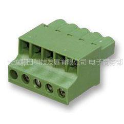 供应原装进口FCI - 20020013-G061B01LF - 接线端子块 插入式 5.00MM