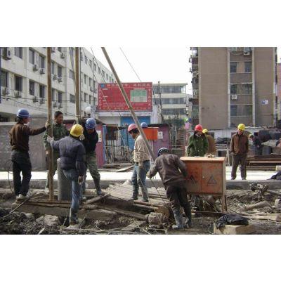 供应枣庄专业工程降水井、施工队、打井队