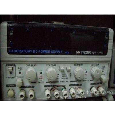 供应GPS-4303C|西安重庆二手固纬GPS-4303C