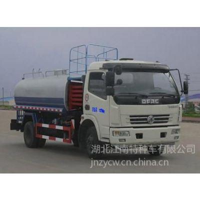供应东风5吨洒水车带12米高空作业平台车0722-3335567