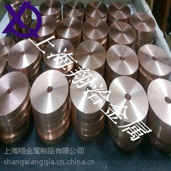国标WCu30钨铜合金板材抗拉强度