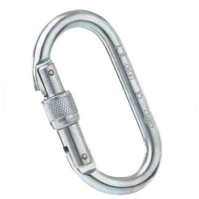正品霍尼韦尔1018960A 17毫米开口 镀锌钢安全钩 安全扣