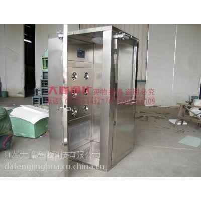 苏州304不锈钢风淋室 电子互锁风淋室 大峰净化 DFF-DS10