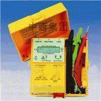 中西(LQS特价)漏电保护器测试仪 型号:SH7-1813EL库号:M404124