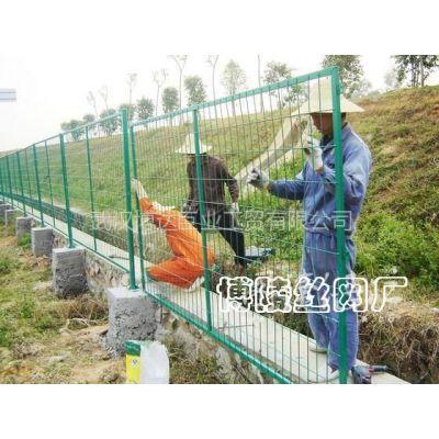 供应襄阳公路建筑防护隔离网/十堰厂区公园围栏铁丝网