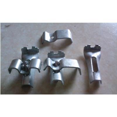 鹏恒卡子 、钢格板专用夹、格栅固定夹、钢格板A型夹、G255/30/100钢板网
