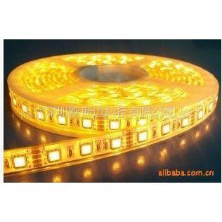 供应厂家特供5050一米60灯滴胶防水软灯,灯带
