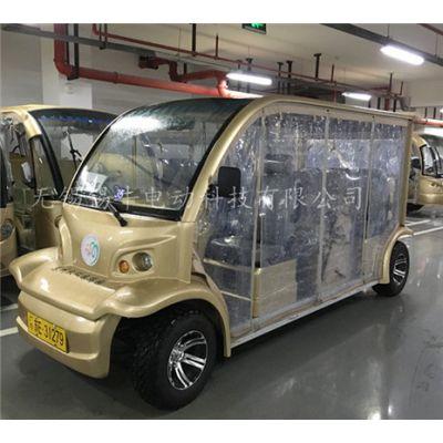 无锡锡牛 加厚车衣罩,电动观光车透明遮雨帘,自卷式防风帘