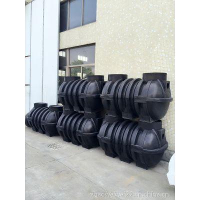 2立方PE化粪池/异型塑料容器定制/保温箱产品开模