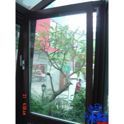供应番禺铝合金厂家销售高档铝合金上悬窗_断桥内开内倒窗新型铝门窗