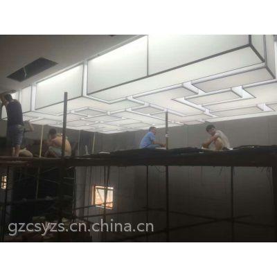 上海软膜天花吊顶灯箱/喷绘灯箱/写真灯箱/uv灯箱/展会软膜