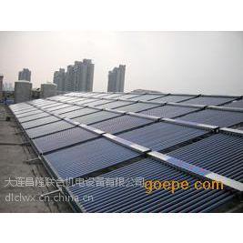 大连开发区太阳能热水工程安装|大连热水工程安装
