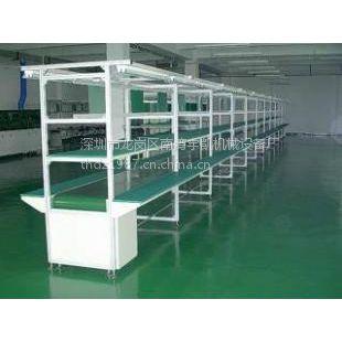 深圳市输送皮带流水线 滚筒流水线 工作台流水线