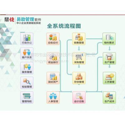 供应廊坊鼎捷易助ERP进销存廊坊财务软件用友ERP软件