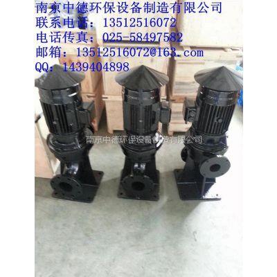 供应长期大量生产和销售WL系列规格立式污水泵,杂质污水泵