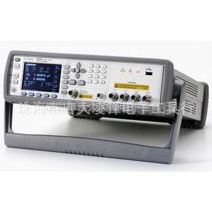 供应美国Agilent安捷伦E4980A 精密LCR测试仪,20 Hz至2 MHz