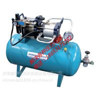 气泵增压器 压缩空气增压设备 充气泵