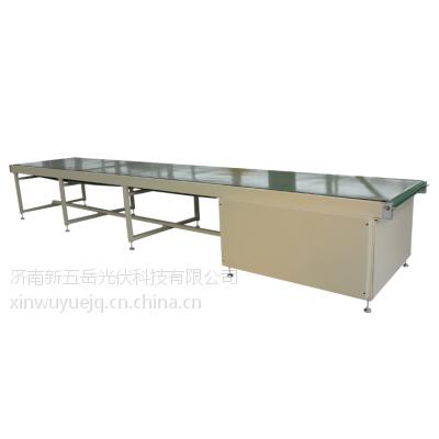 平板集热器设备/平板集热器设备价格/动力物流装配线6000