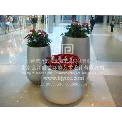 供应2012款玻璃钢花盆、艺术花盆、现代花盆
