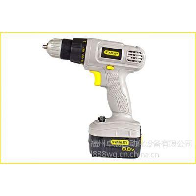 供应史丹利Stanley电动工具 充电工具  STDC801NB 9.6伏 充电电钻/起子