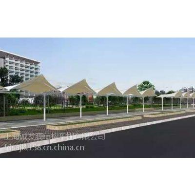 江阴大桥收费站景观棚、马戏团舞台膜结构、停车遮阳棚膜结构安装加工
