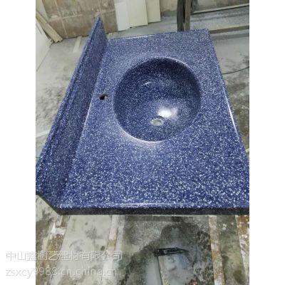 人造石一体水槽