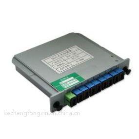 插片式分光路器 1分4分光路器 光纤分支器 1分8盒式