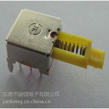的自锁开关:PS-22E02 (直键开关)