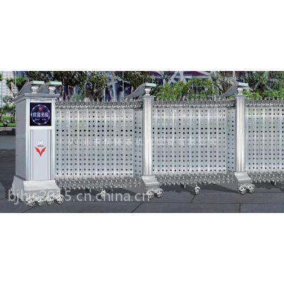供应电动伸缩门,道闸,停车场收费系统,旗杆,围栏