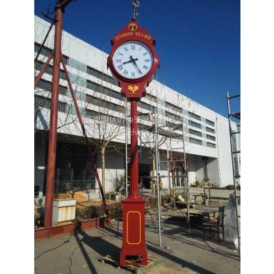 供应高品质街道景观钟 园林景观钟 大钟